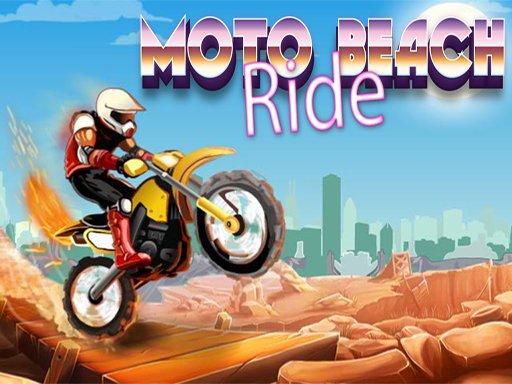 Play Moto Beach Ride Now!
