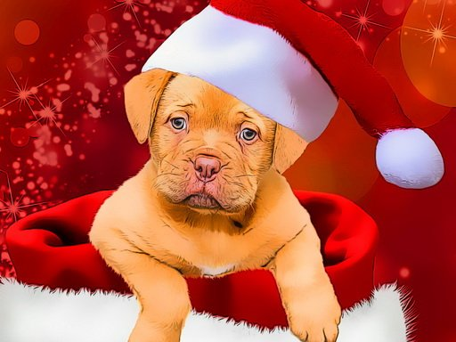 Play Christmas Dogs Styles Now!