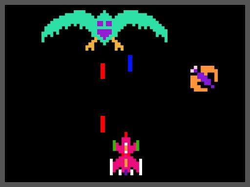 Play phoenix arcade Now!