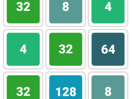 Play Classic 2048 Now!