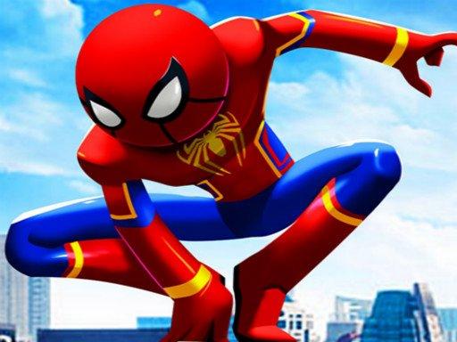 Play Spider Man Hanger Now!