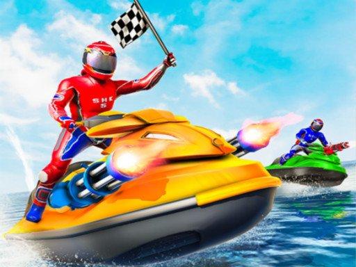 Play Jet Ski Racing Games Now!