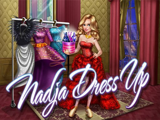 Play Nadja DressUp Now!