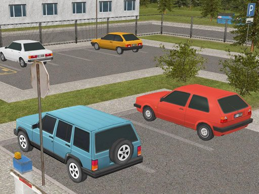 Play Parking Slot Now!