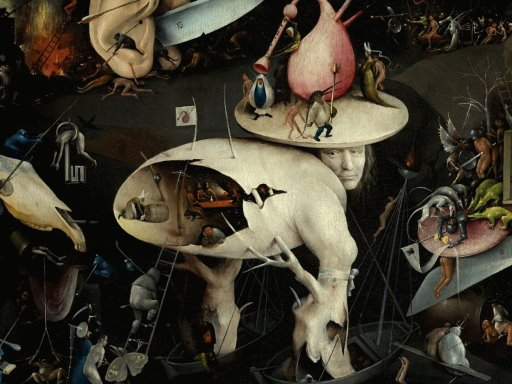 Play Hieronymus Bosch Puzzle Now!