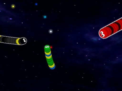 Play Galactic Snakes io Now!