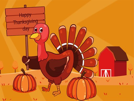 Play Thanks Giving Puzzle Now!