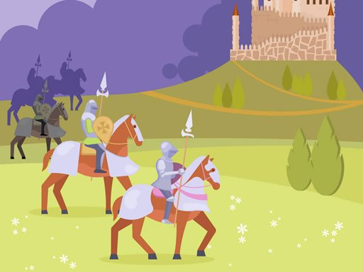 Play Medieval Knights Match 3 Now!