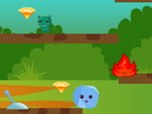 Play Fireball And Waterball Adventure 4 Now!