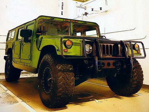 Play U.S.Army SUV Vehicles Now!