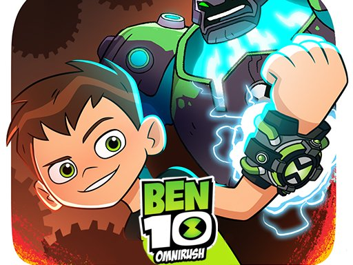 Play Ben10 Omnirush Now!