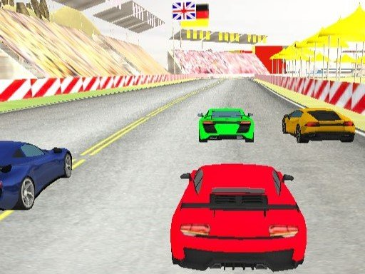 Play Fast Extreme Track Racing Now!