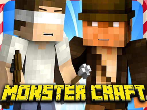 Play Monster Craft Now!