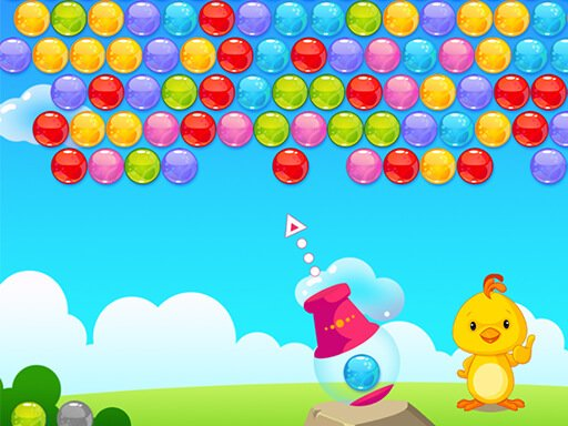 Play Happy Bubble Shooter Now!