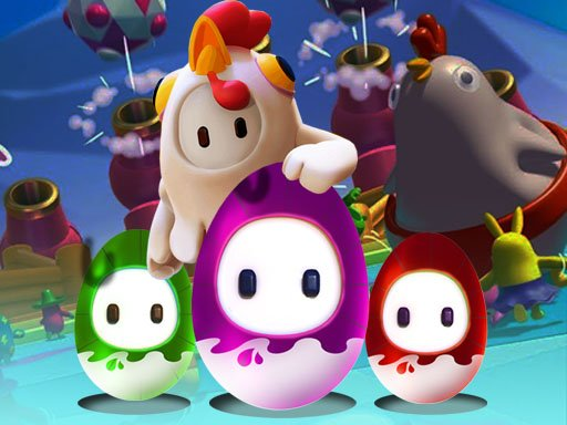 Play Surprise Egg Fall Toys Now!