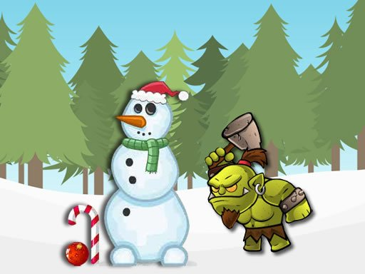 Play Running On Christmas Now!