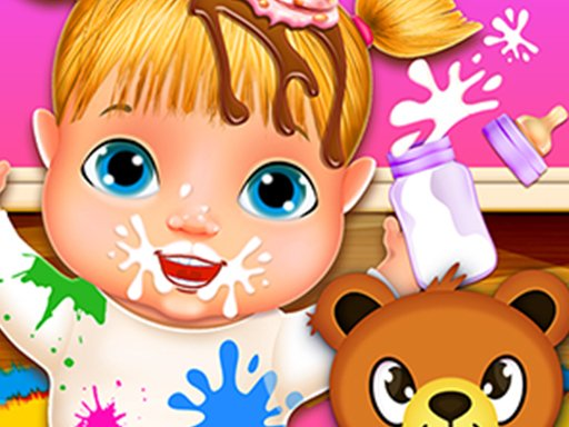 Play Lina Babysitter Now!