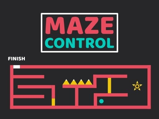 Play Maze Control Now!