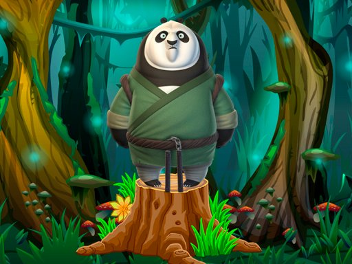 Play Samurai Panda Now!