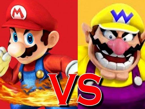 Play Super Mario vs Wario Now!