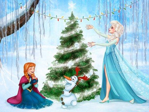 Play Olaf Christmas Jigsaw Puzzle Now!