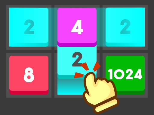 Play Join Blocks - Merge Puzzle Now!
