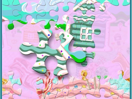 Play Candy Jigsaw Now!