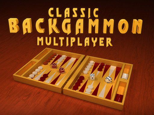 Play Backgammon Multiplayer Now!