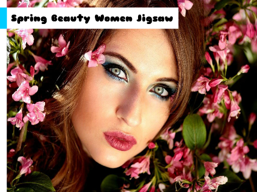 Play Spring Beauty Women Jigsaw Now!