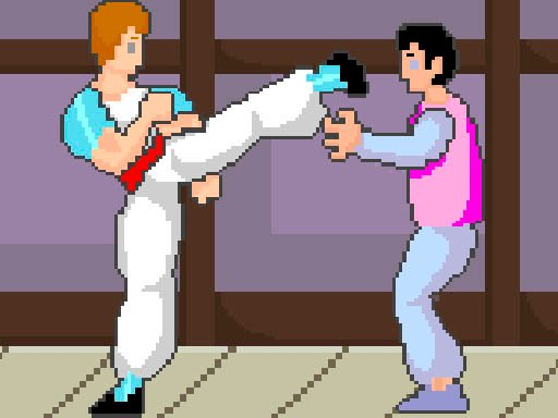 Play kung fu master Now!