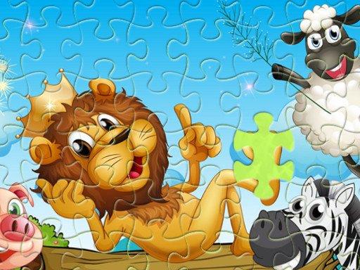 Play Jungle Jigsaw Now!