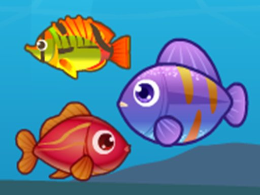 Play Big Fish Eat Small Fish 2 Now!