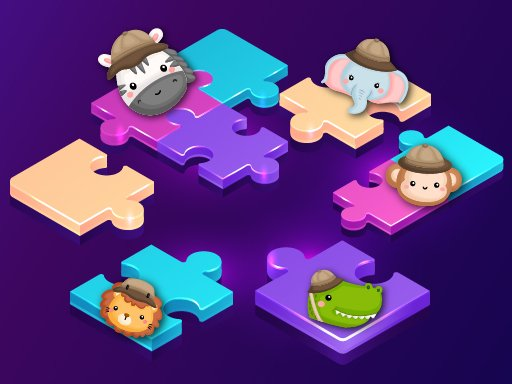 Play Animals Jigsaw Puzzle Now!