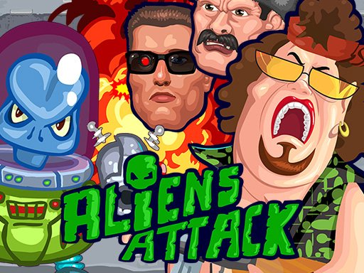 Play Aliens Attack Now!