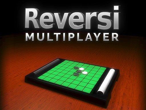 Play Reversi Multiplayer Now!