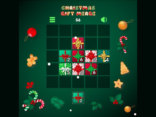 Play Christmas Gift Merge Now!