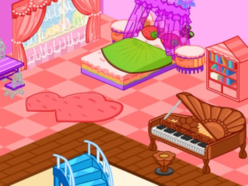 Play Design Dollhouse for Princess Now!