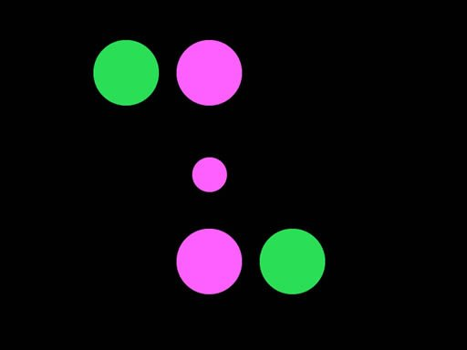 Play Dots VS Dots Now!