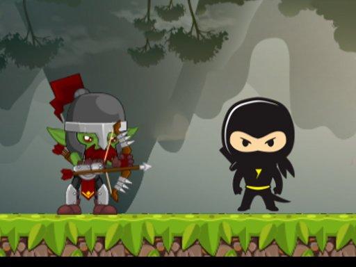 Play Ninja Rex Now!