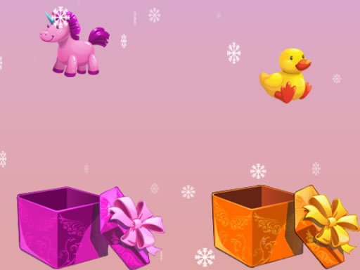 Play Collect Correct Gifts Now!