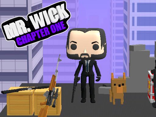 Play Mr Wick Chapter One Now!