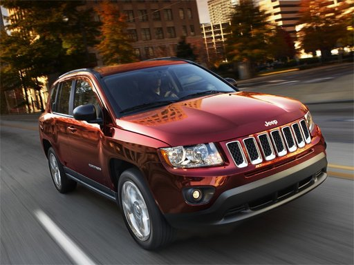 Play Jeep Compass Puzzle Now!