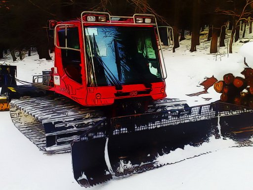 Play Snow Groomer Vehicles Now!