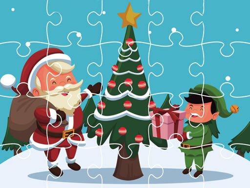 Play Christmas Cards Jigsaw Now!