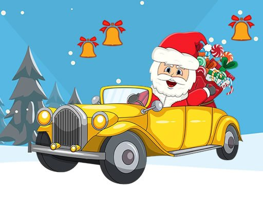 Play Christmas Cars Find the Bells Now!