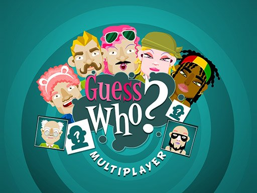 Play Guess Who Multiplayer Now!