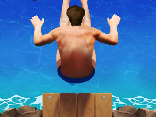Play Cliff Diving 3D Now!