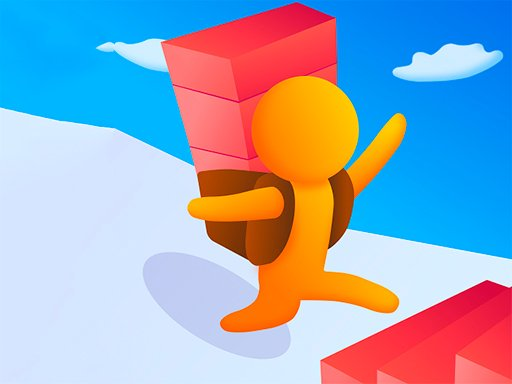 Play Stair Run 3D Now!