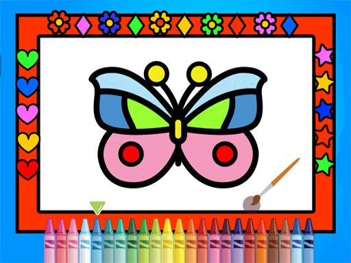 Play Color and Decorate Butterflies Now!