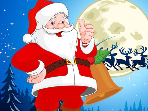 Play Santa Claus Differences Now!